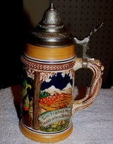 Vintage German Stein in Barstow, California