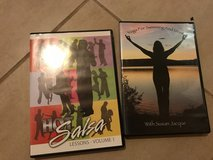 Salsa and Yoga DVDs in Stuttgart, GE