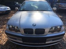 BMW 323i, automatic, 98000 mls in Hohenfels, Germany