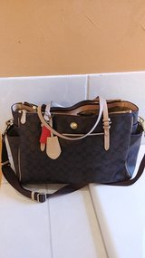 Coach Diaper Bag in Glendale Heights, Illinois