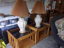 Pair of Lamps in Warner Robins, Georgia