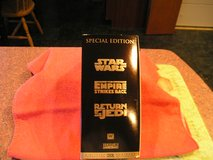 VHS Special Edition Star Wars Trilogy - 3 VHS set in Chicago, Illinois