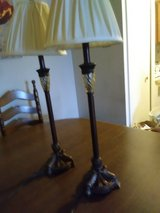 Dale Tiffany Lamps - Beautiful warm bronze metal LAST POSTING in St. Charles, Illinois