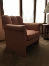 Two accent chairs in Westmont, Illinois