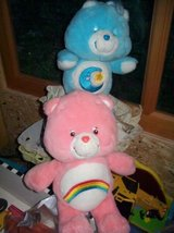 M&M-Care Bears-Ann Geddes-Ganz plush-Cabages doll in Ramstein, Germany