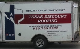 Professional Roof Repairs in Conroe, Texas