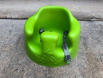 Lime Green Bumbo Infant Floor Seat in Houston, Texas
