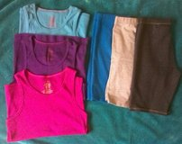 Girls Tank Tops and Shorts Size 10/12 in 29 Palms, California