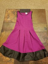 Like new Winter dress girls size 14 in Naperville, Illinois