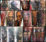 Tattoo tapout special in Oceanside, California
