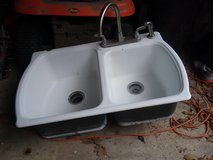 American Standard 9 in deep Farm sink in Conroe, Texas