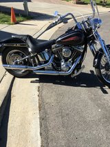 2004 Harley Davidson Springer Softail in Temecula, California