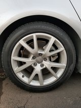 Like new Audi Winter Wheel & Tire Package in Fairfax, Virginia