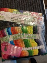 210 skeins mega pack embroidery floss, new in Pleasant View, Tennessee