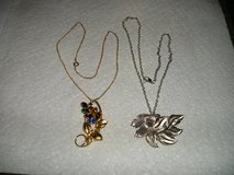 Vintage Pin Necklaces - have 2 different ones in Lockport, Illinois