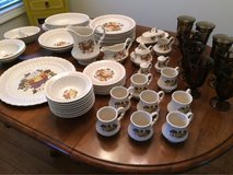 Vintage dish set in Warner Robins, Georgia