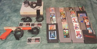 Nintendo NES Bundle in Cherry Point, North Carolina