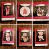 vintage hallmark keepsake ornaments in Fort Leonard Wood, Missouri
