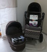 BRAND  NEW!!!   Baby Stroller Teutonia be you with accessories in Ramstein, Germany