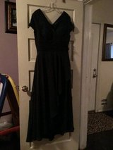 Dress for ball or formal party size 12-14 in Fort Sam Houston, Texas
