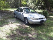 1999 FORD CONTOUR in Beaufort, South Carolina
