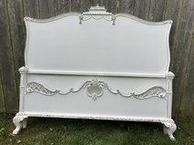 Full/Double Shabby Chic Bed in Bartlett, Illinois