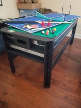 "Eastpoint Sports 72"" 4 in 1 Swivel Games Table in Perry, Georgia"