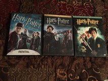 Harry Potter Set in Fort Polk, Louisiana