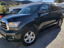 2008 Toyota Sequoia SR5 in Ruidoso, New Mexico