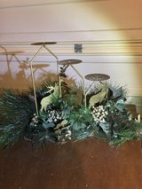 three deer candle holder in Travis AFB, California