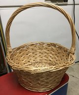 Large Wicker Basket in Naperville, Illinois