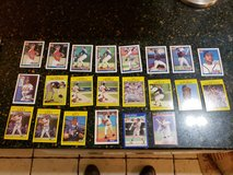 1991 Atlanta Braves Baserball Cards! in Macon, Georgia