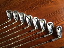 Wilson Staff FG F5 forged Irons in Okinawa, Japan