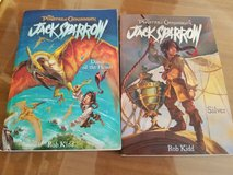 Jack sparrow chapter books in Okinawa, Japan