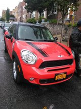 2012 RED MINI COUNTRYMAN S (AUTOMATIC) in Stuttgart, GE