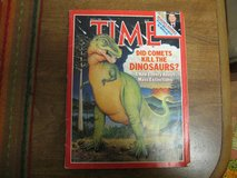 Time Magazine from 1985 in Kingwood, Texas
