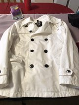 white light jacket for spring or fall in Wiesbaden, GE