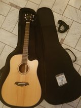 Parkwood Acoustic/Electric Guitar in Ramstein, Germany