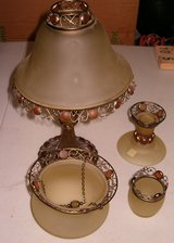 Set of 4 PARTYLITE Candle Holder Décor in Grafenwoehr, GE
