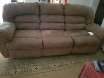 Couch, recliner in Baumholder, GE
