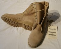 12W Boot Army issued, Vibram sole, Tan in Wiesbaden, GE