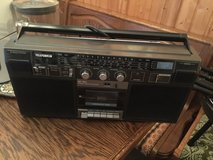 radio with tape recorder/casstte player 220 in Ramstein, Germany