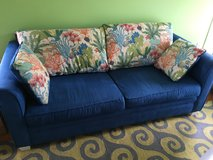 Couch with Pull Out Bed in Cherry Point, North Carolina