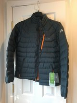 NEW  Men's Eddie Bauer First Ascent  Winter Coat Jacket Size S Down in Naperville, Illinois