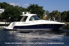 2004, 50' SEA RAY 500 SUNDANCER For Sale in MacDill AFB, FL