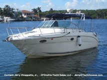 2004, 29' SEA RAY 290 AMBERJACK For Sale in MacDill AFB, FL
