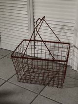 Farmhouse Wire Basket in Aurora, Illinois