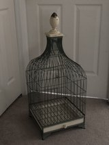 Distressed Birdcage in Aurora, Illinois