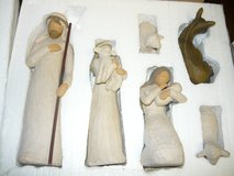 Nativity Set in Pleasant View, Tennessee