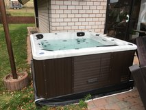 Hot Tub / Whirlpool, Portable, Nice in Ramstein, Germany